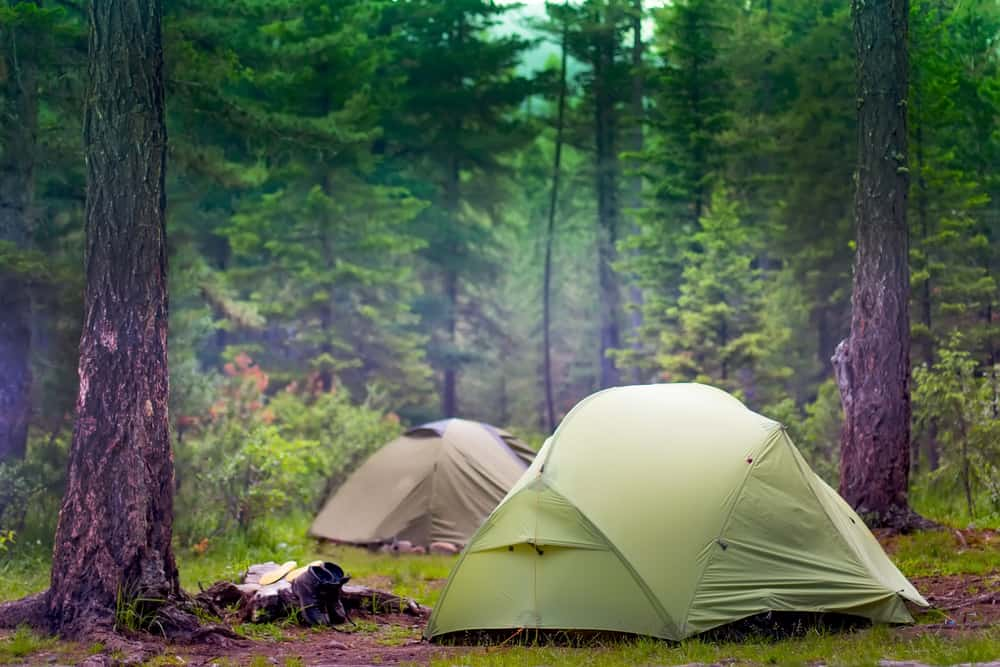 Five Traits Of A Great Campsite