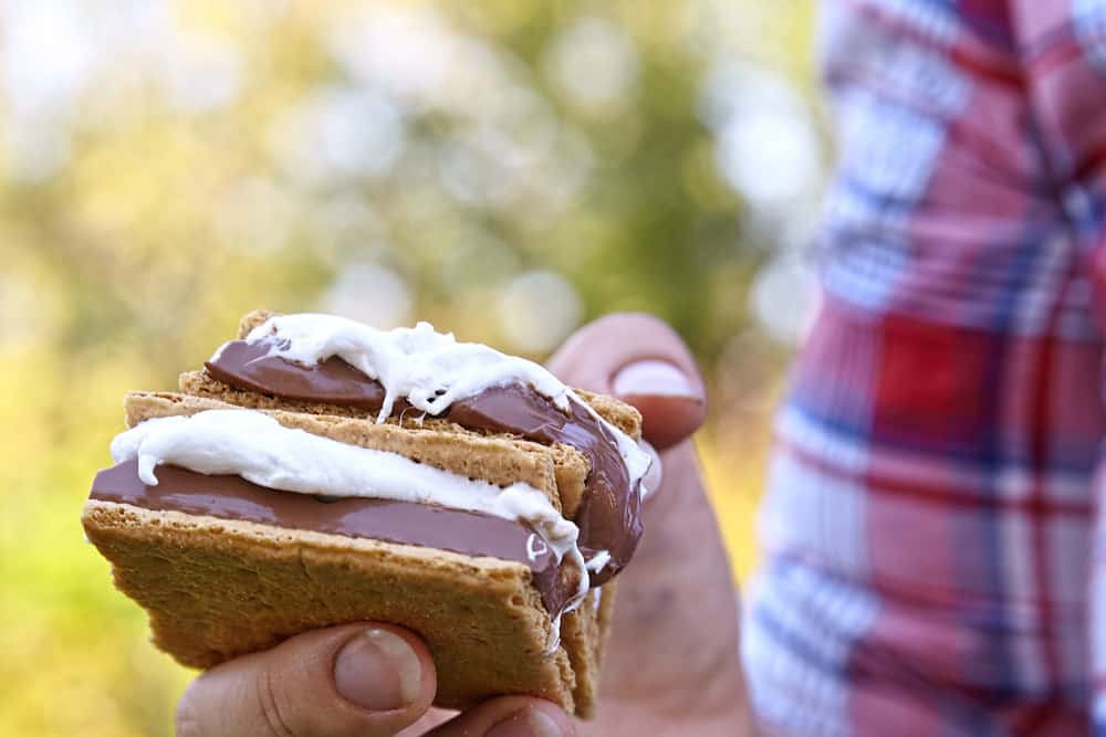 Step Up Your S'more Game with These Three Ingredients